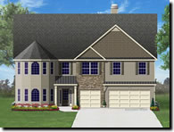 New Homes in Atlanta at Lakeside Preserve