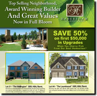 New Homes in Atlanta at Habersham on Laurel Springs