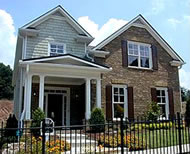 New Homes in Atlanta at Majors Mill Crossing