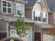 New Townhomes in Atlanta at Landings at Kennesaw Mountain