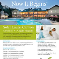 New Homes in Atlanta at Soleil Laurel Canyon