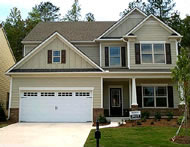 New Homes in Atlanta at The Enclave and Preserve at Parkway Villages