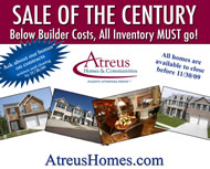 New Homes in Atlanta built by Atreus Homes