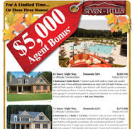 New Homes in Atlanta at Seven Hills