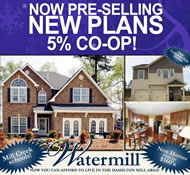 New Homes in Atlanta at Watermill