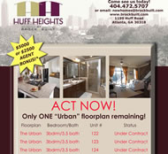 New Condos in Atlanta at Huff Heights