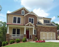 New Homes in Atlanta at Sterling on the Lake
