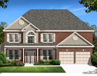 New Homes in Atlanta at Bridleridge