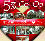New Homes in Atlanta at Mill Creek Station