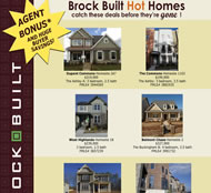 New Homes in Atlanta Built by Brock Built