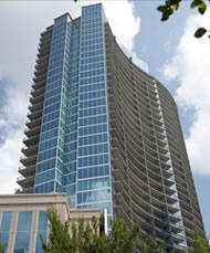 New Condos in Atlanta at 1010 Midtown