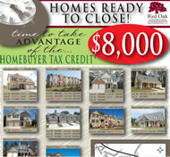 New Homes and Townhomes in Atlanta Built by Red Oak Homes
