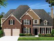 New Homes in Atlanta at Arbors at Tara