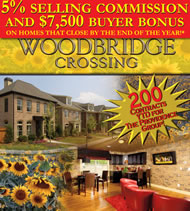 New Homes in Atlanta at Woodbridge Crossing