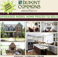 New Homes in Atlanta at Dupont Commons