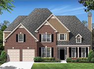 New Homes in Atlanta at Rutledge Estates