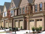 Caswell Overlook New Townhomes in Atlanta
