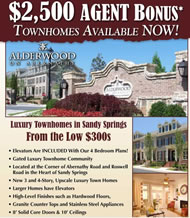 Alderwood on Abernathy Townhomes