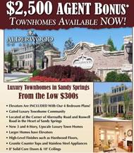 Alderwood on Abernathy Townhomes