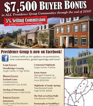 The Providence Group New Homes in Atlanta