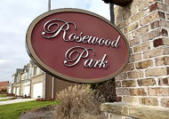 Rosewood Park New Townhomes in Atlanta