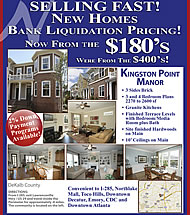 Kingston Point Manor new townhomes