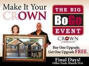 News_crowncommunities_bogofinaldays