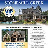 Stonemill Creek