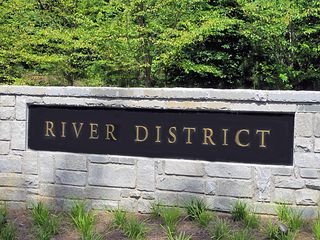 River District Monument