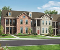 LuxuryTownhomes at Seven Norcross